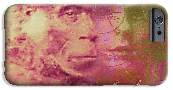 Evolution IPhone 6s Case by Hans-ulrich Osterwalder