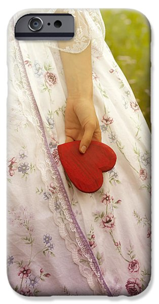 Heart IPhone Case by Joana Kruse