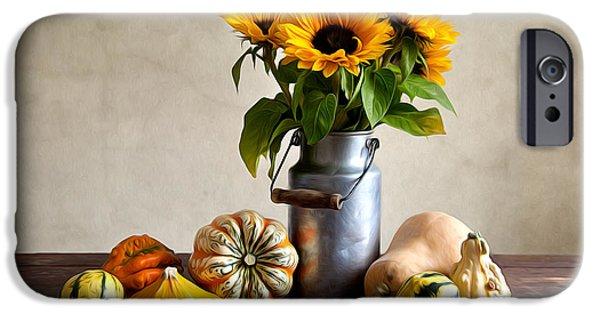 Autumn IPhone Case by Nailia Schwarz