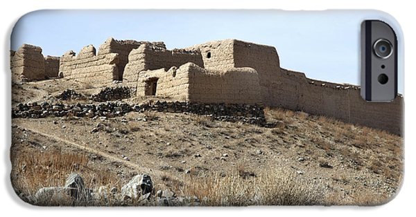 A Fortified Compound In The Village IPhone Case by Stocktrek Images