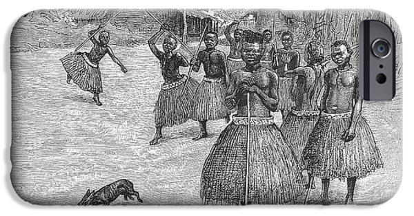 Africa: Ndoge Brotherhood IPhone Case by Granger