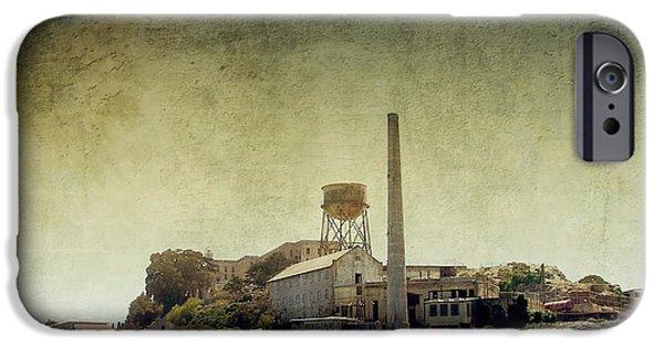 Alcatraz IPhone Case by Ellen Heaverlo