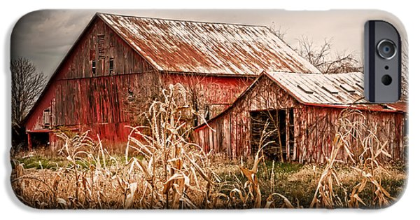 America's Small Farm IPhone 6s Case by Randall Branham