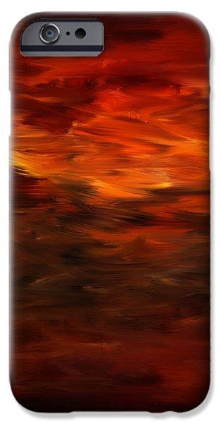 Autumn's Grace IPhone 6s Case by Lourry Legarde