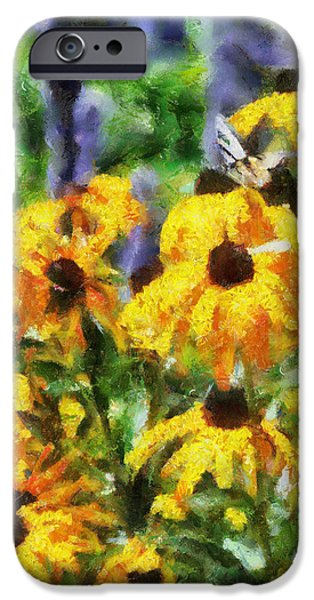 Black Eyed Susans II IPhone 6s Case by Jai Johnson