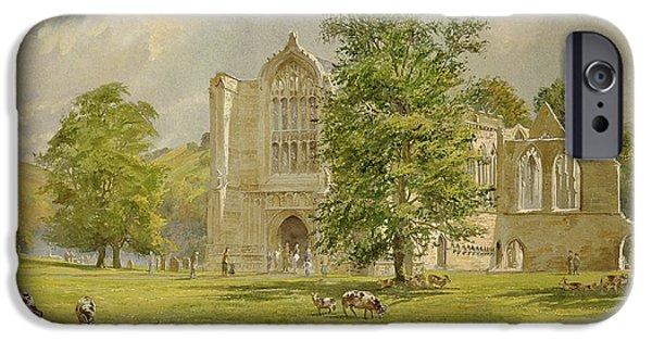 Bolton Abbey  IPhone Case by Tim Scott Bolton
