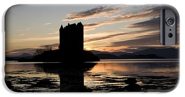 Castle Stalker IPhone Case by Pat Speirs