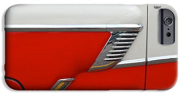 Chevy Door IPhone Case by Frozen in Time Fine Art Photography