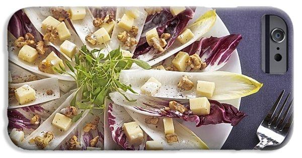 Chicory Salad IPhone Case by Joana Kruse