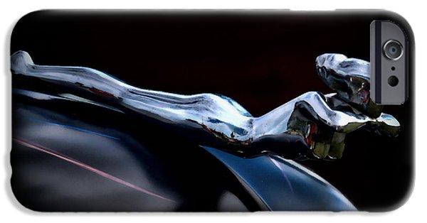 Chrome Angel IPhone 6s Case by Douglas Pittman