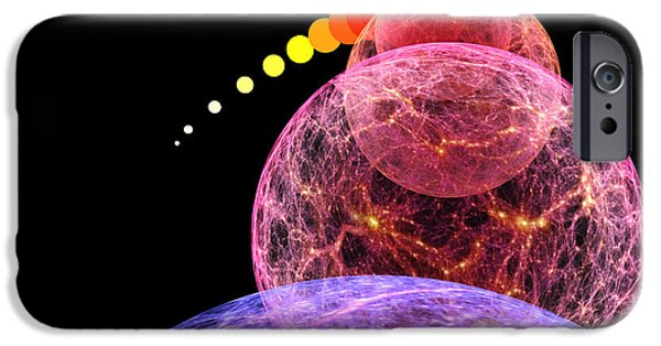 Cosmic Inflation IPhone 6s Case by Don Dixon