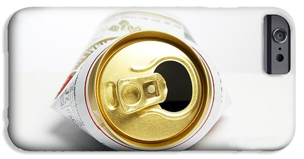 Crushed Beer Can IPhone 6s Case by Victor De Schwanberg