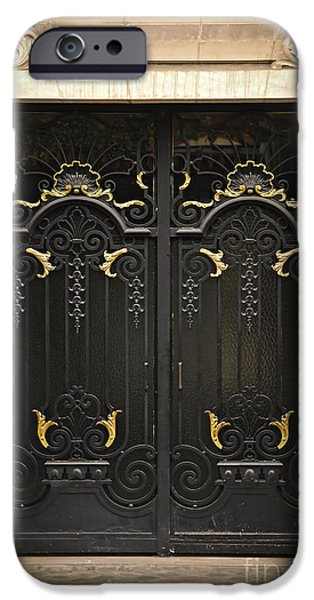 Doors IPhone Case by Elena Elisseeva