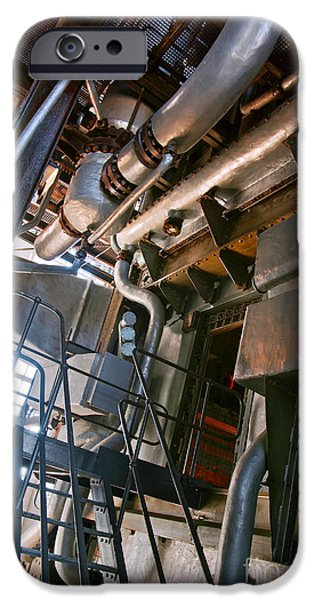 Electric Plant IPhone Case by Carlos Caetano