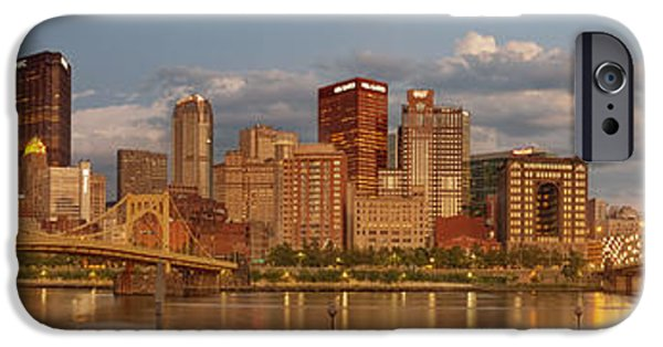 Evening Panorama IPhone Case by Jennifer Grover
