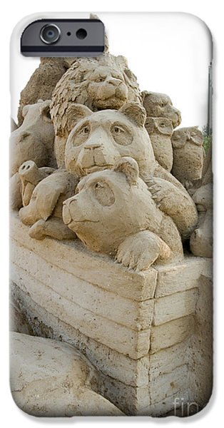 Fairytale Sand Sculpture  IPhone 6s Case by Sv