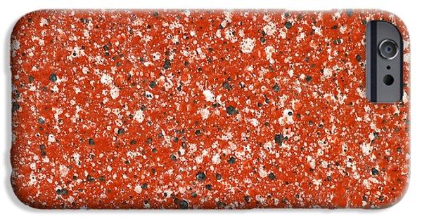 Fake Granite IPhone 6s Case by Henrik Lehnerer