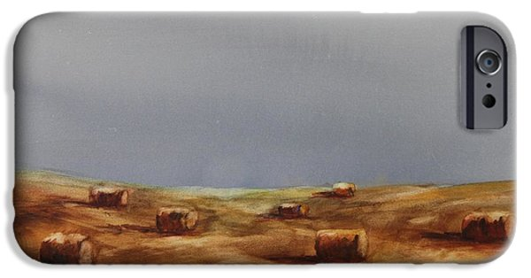 Hayfield IPhone 6s Case by Ruth Kamenev