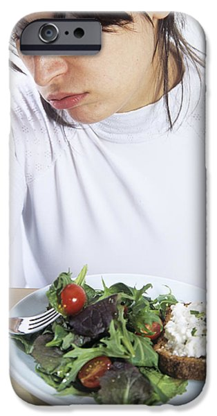 Healthy Eating IPhone Case by Veronique Leplat