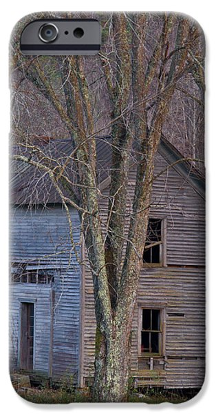 Home Place 1 IPhone Case by Douglas Barnett