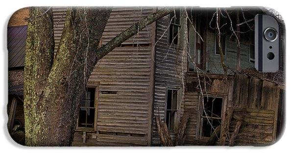 Home Place 2 IPhone Case by Douglas Barnett