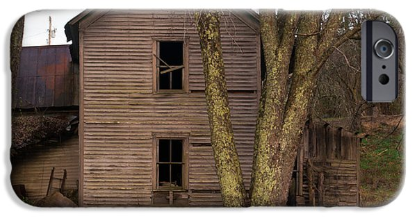 Home Place 5 IPhone Case by Douglas Barnett