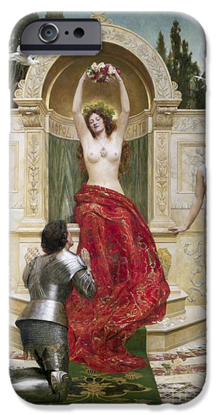 In The Venusburg IPhone 6s Case by John Collier