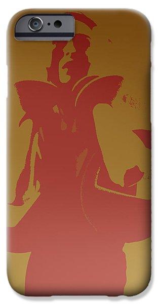 Kate IPhone Case by Naxart Studio