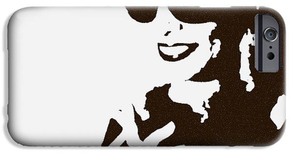Lora IPhone Case by Naxart Studio