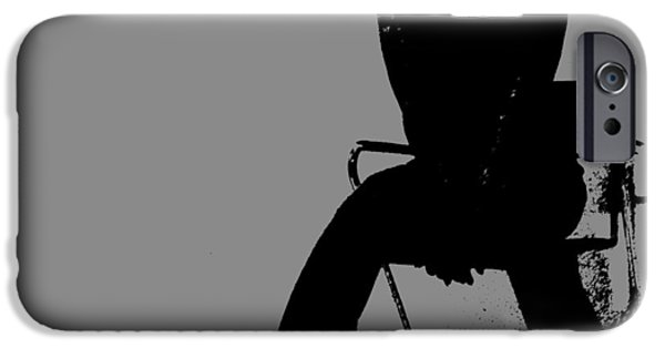 Magdalen IPhone Case by Naxart Studio