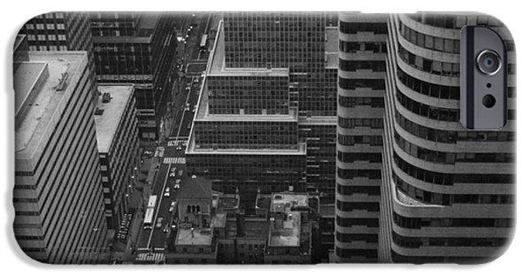 Manhattan IPhone 6s Case by Naxart Studio