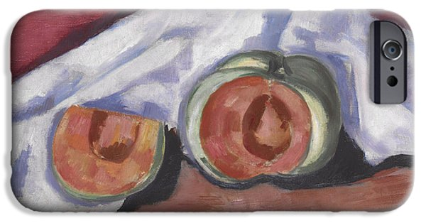 Melons IPhone 6s Case by Marsden Hartley