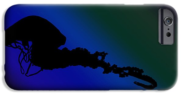 Mysteries Of The Deep IPhone Case by Mariola Bitner