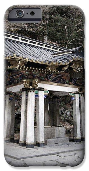 Nikko Architecture IPhone Case by Naxart Studio