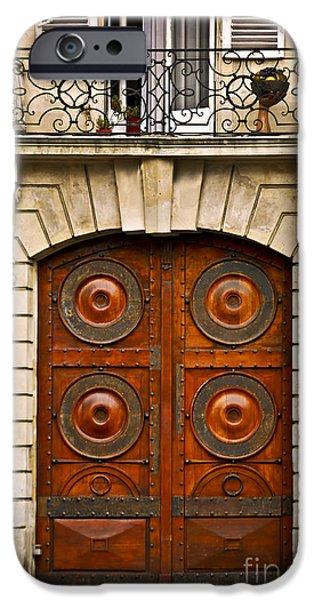 Old Doors IPhone Case by Elena Elisseeva