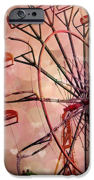 One Enchanted Night IPhone Case by Amy Tyler