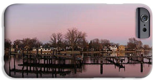 Panoramic Menasha IPhone Case by Joel Witmeyer