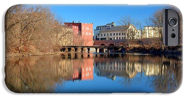 Penn Yan Bridges IPhone Case by Joshua House