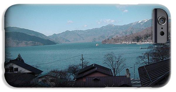 Rural Japan IPhone Case by Naxart Studio