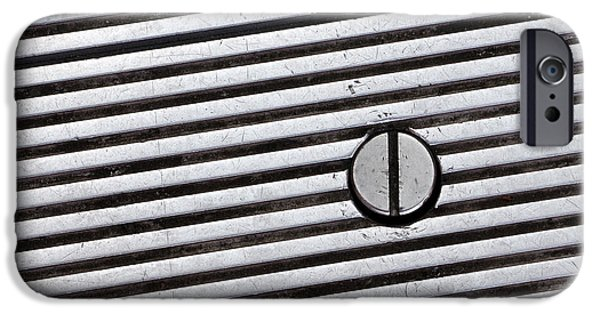 Geometry IPhone Case by Dan Holm