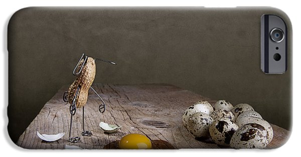 Simple Things Easter 05 IPhone Case by Nailia Schwarz