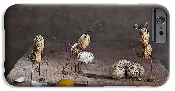 Simple Things Easter 06 IPhone Case by Nailia Schwarz