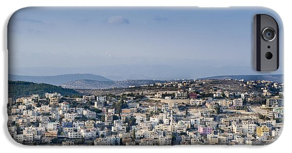 Skyline Of Arab Village IPhone Case by Noam Armonn