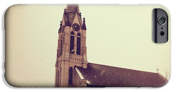 St. Mary Parish IPhone Case by Joel Witmeyer