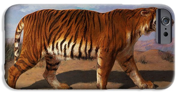 Stalking Tiger IPhone 6s Case by Rosa Bonheur