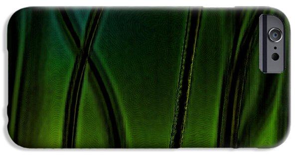 Stems IPhone Case by Bonnie Bruno