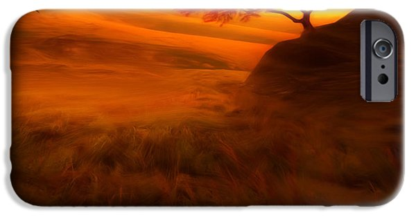 Sunset Duet IPhone 6s Case by Lourry Legarde