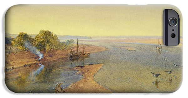 The Ganges IPhone 6s Case by William Crimea Simpson