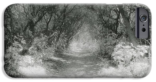The Icknield Way IPhone Case by Simon Marsden