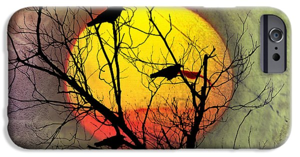 Three Blackbirds IPhone 6s Case by Bill Cannon